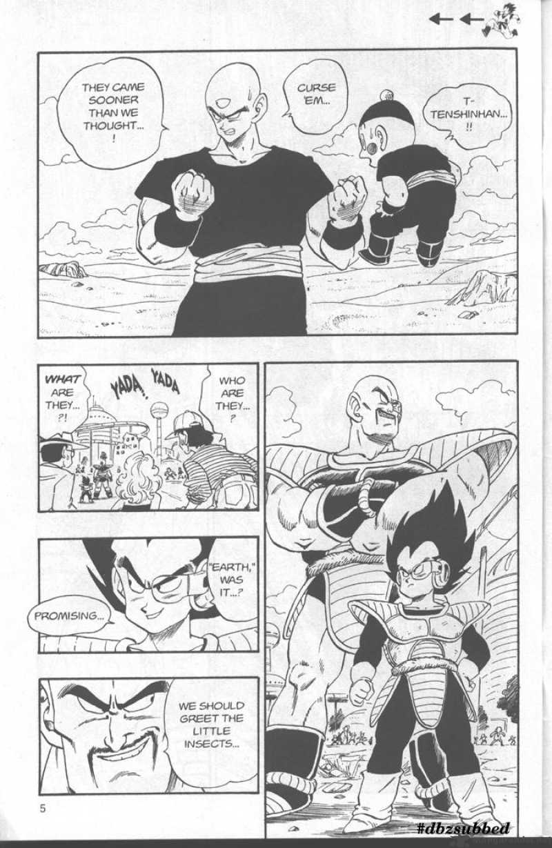 Dragon Ball, Chapter 213 image 004