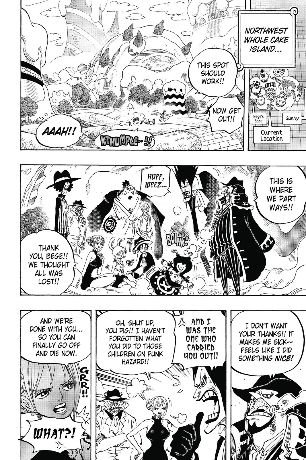 One Piece, Chapter 872 image 014