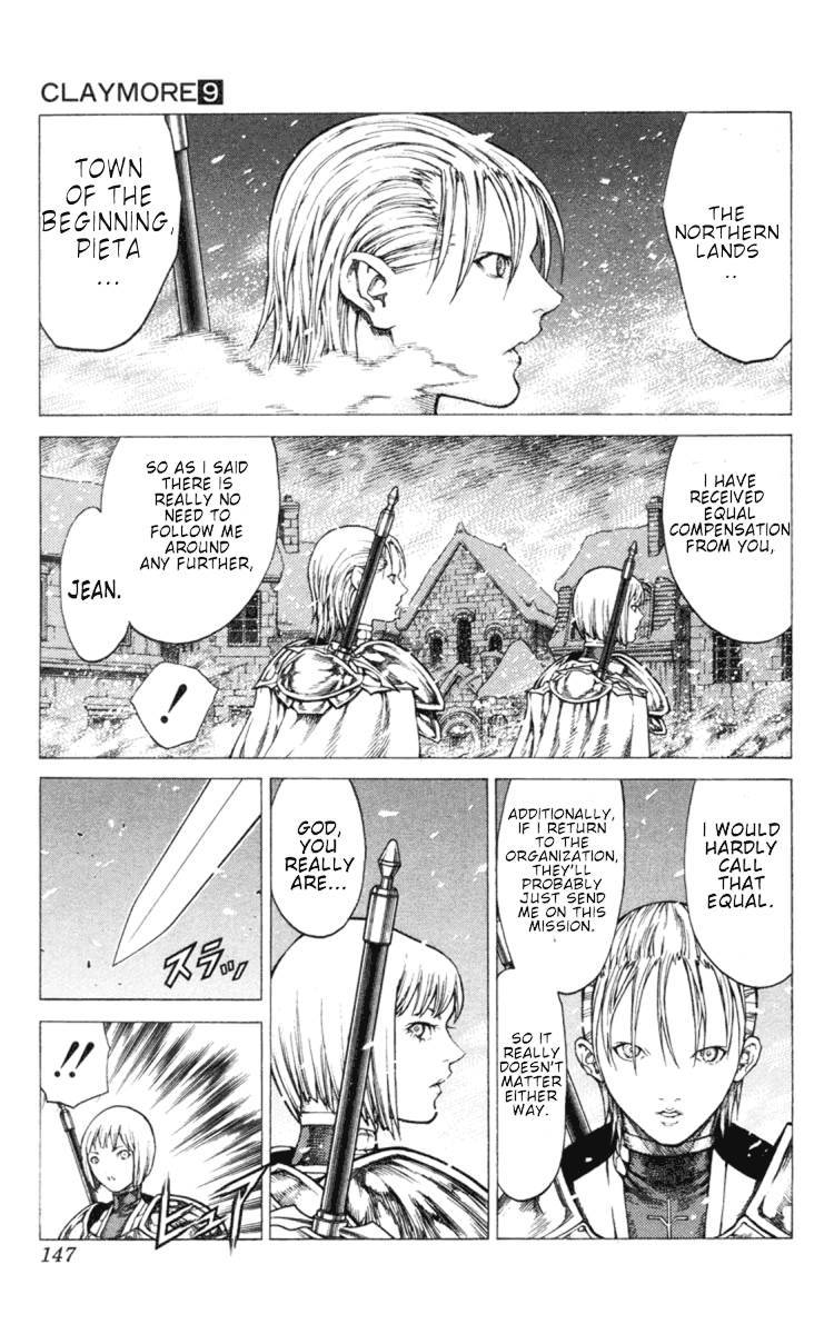 Claymore, Chapter 50 image 019