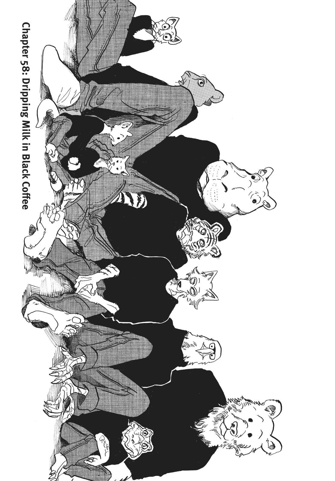Beastars Manga, Chapter 58 image 001