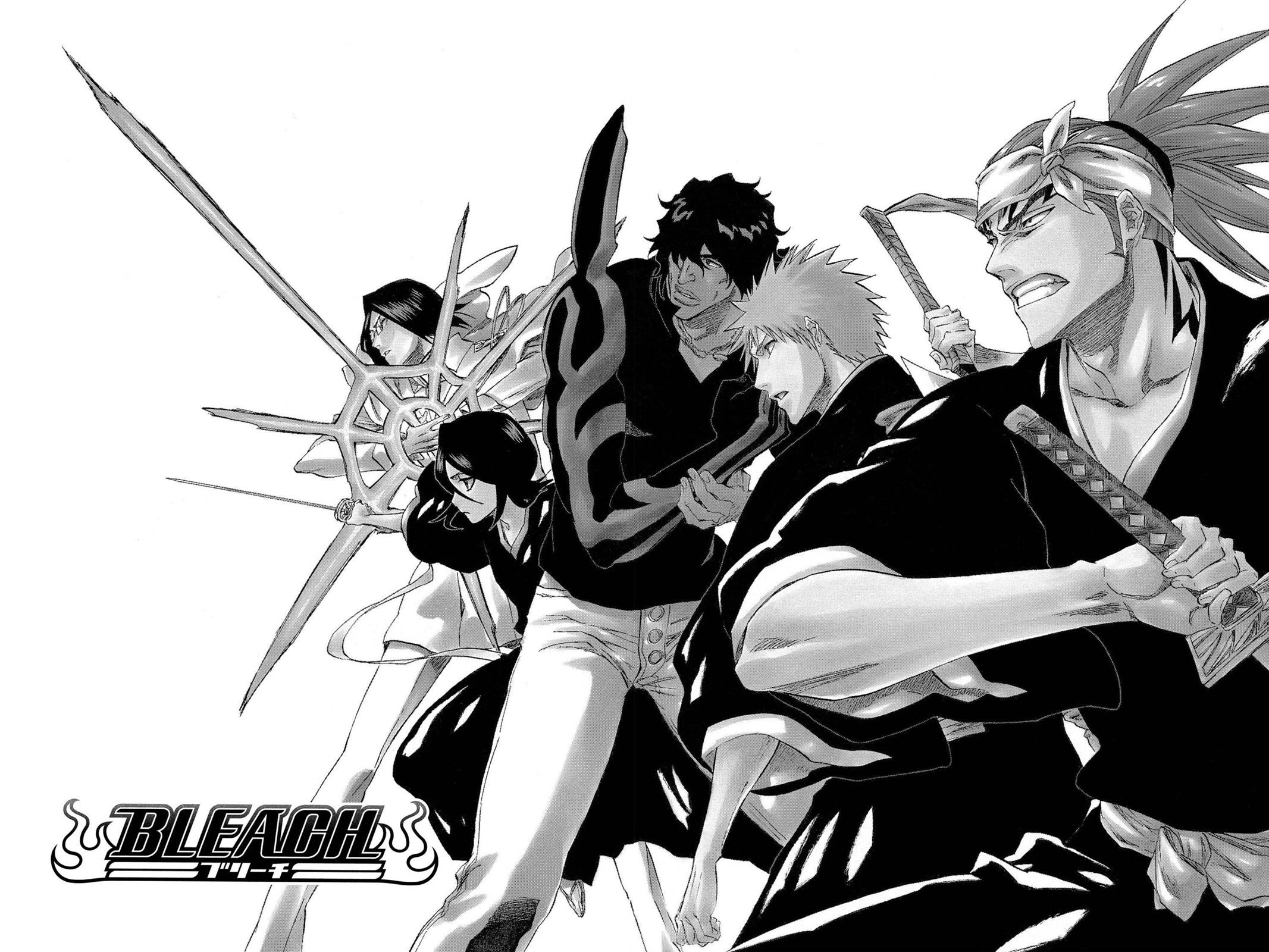Bleach, Chapter 247 image 002