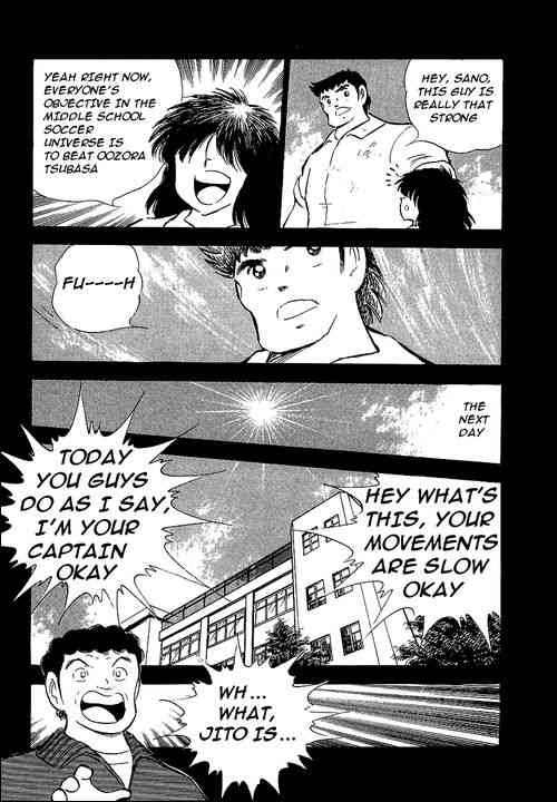 Captain Tsubasa, Chapter 67 image 010