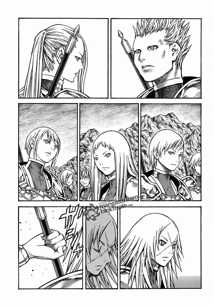 Claymore, Chapter 114 image 009