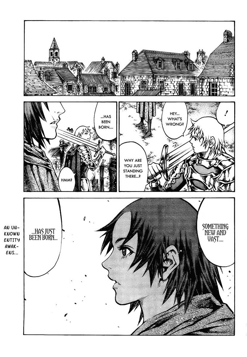 Claymore, Chapter 92 image 029