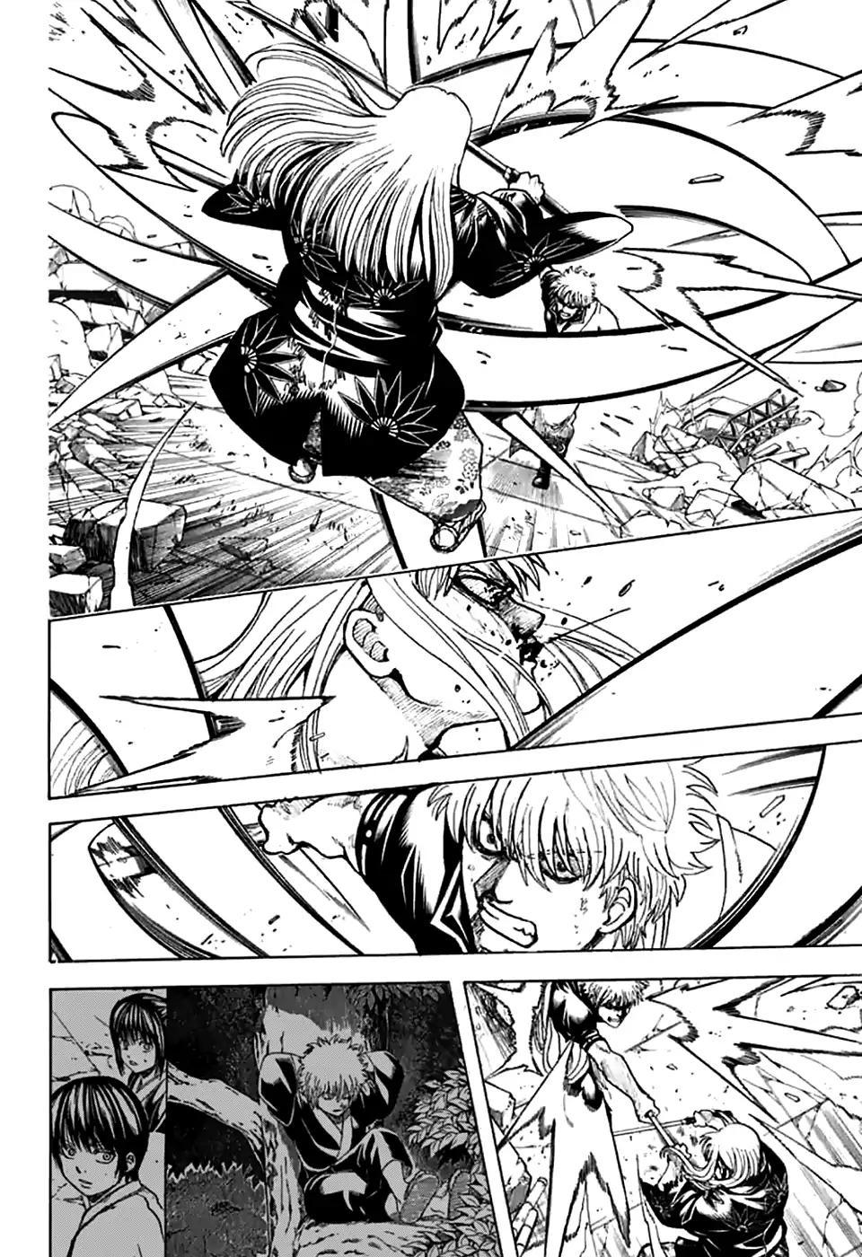 Gintama Chapter, 703 image 025