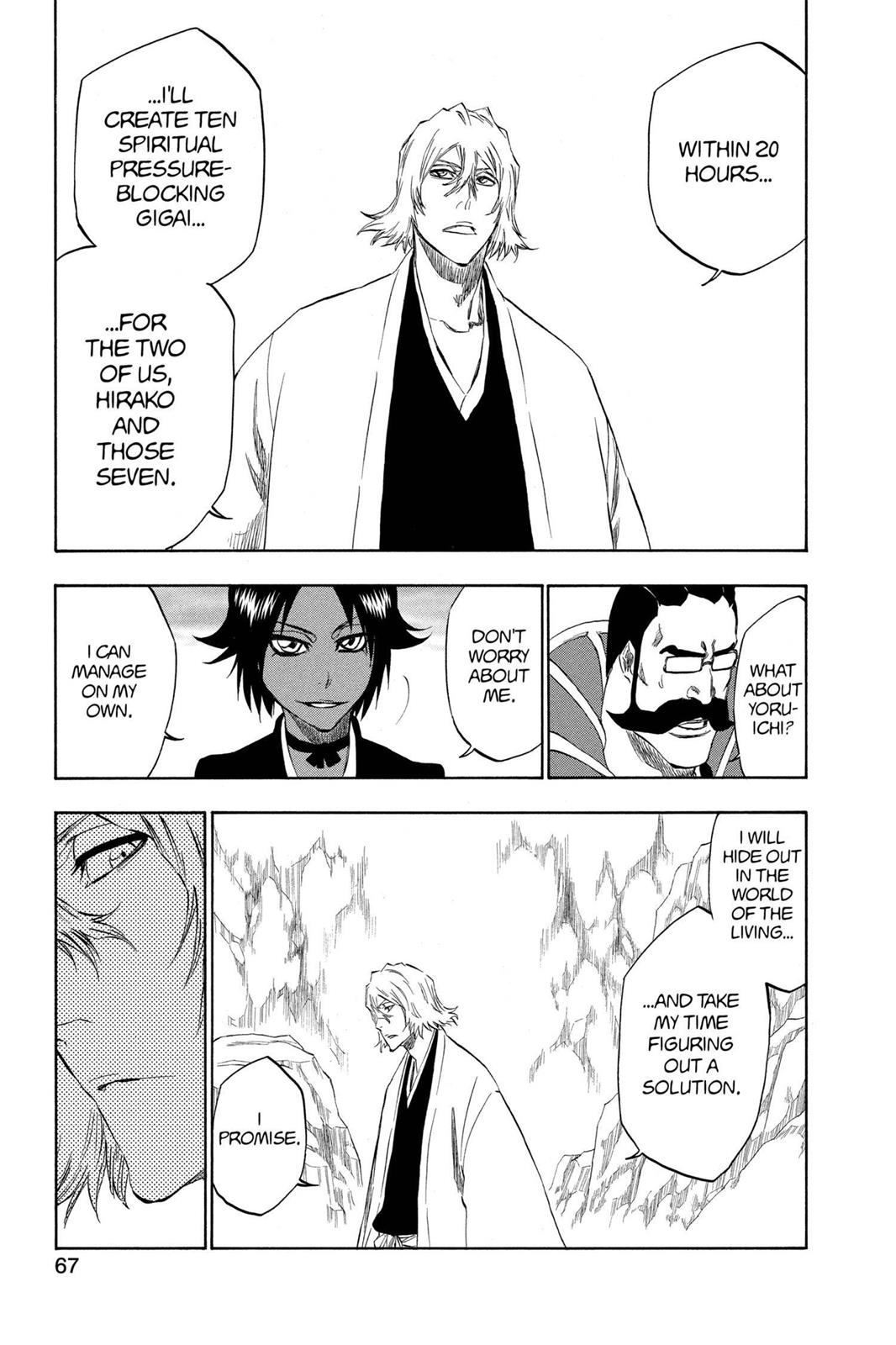 Bleach, Chapter 315.8 image 065