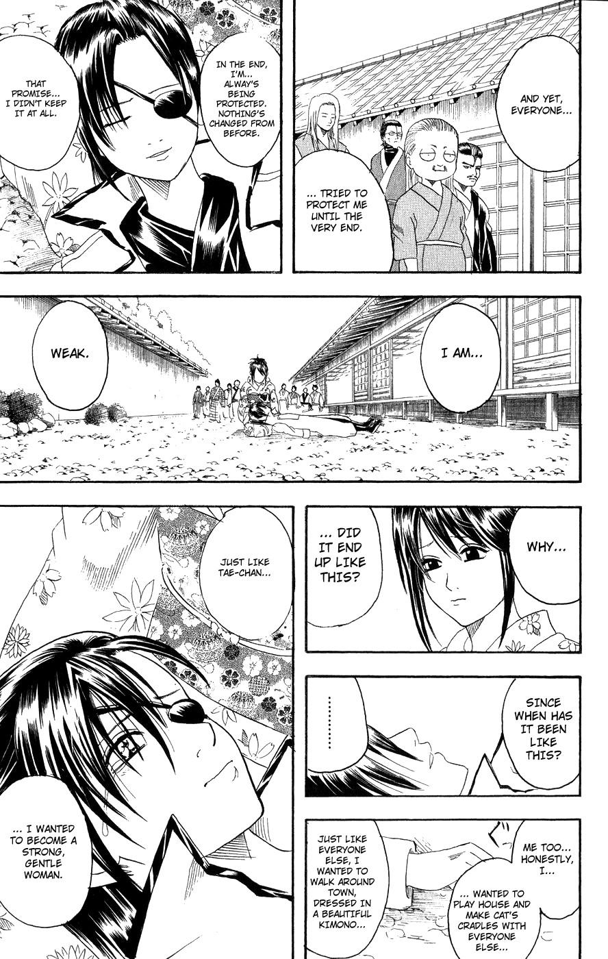 Gintama Chapter, 123 image 004