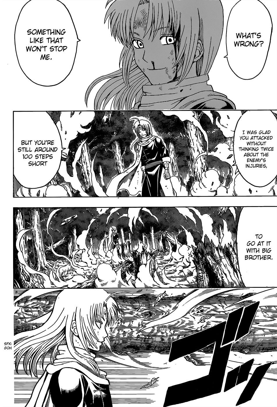 Gintama Chapter, 521 image 006