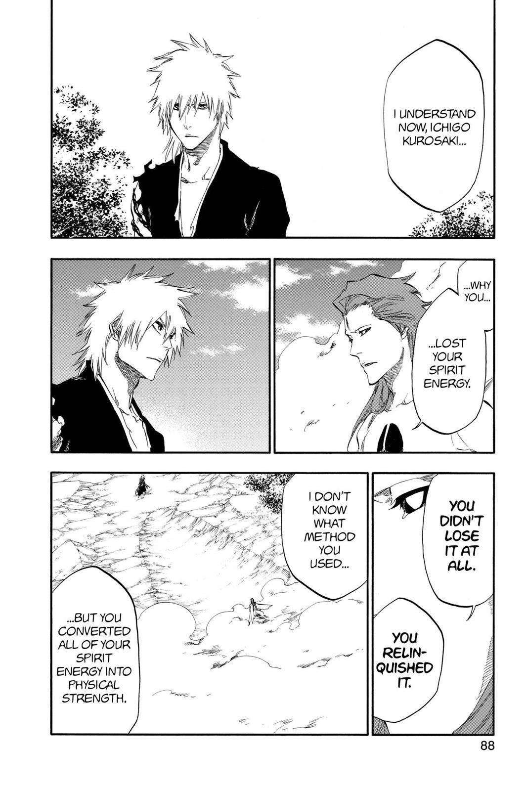 Bleach, Chapter 418 image 002