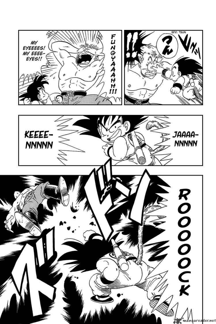 Dragon Ball, Chapter 78 image 008