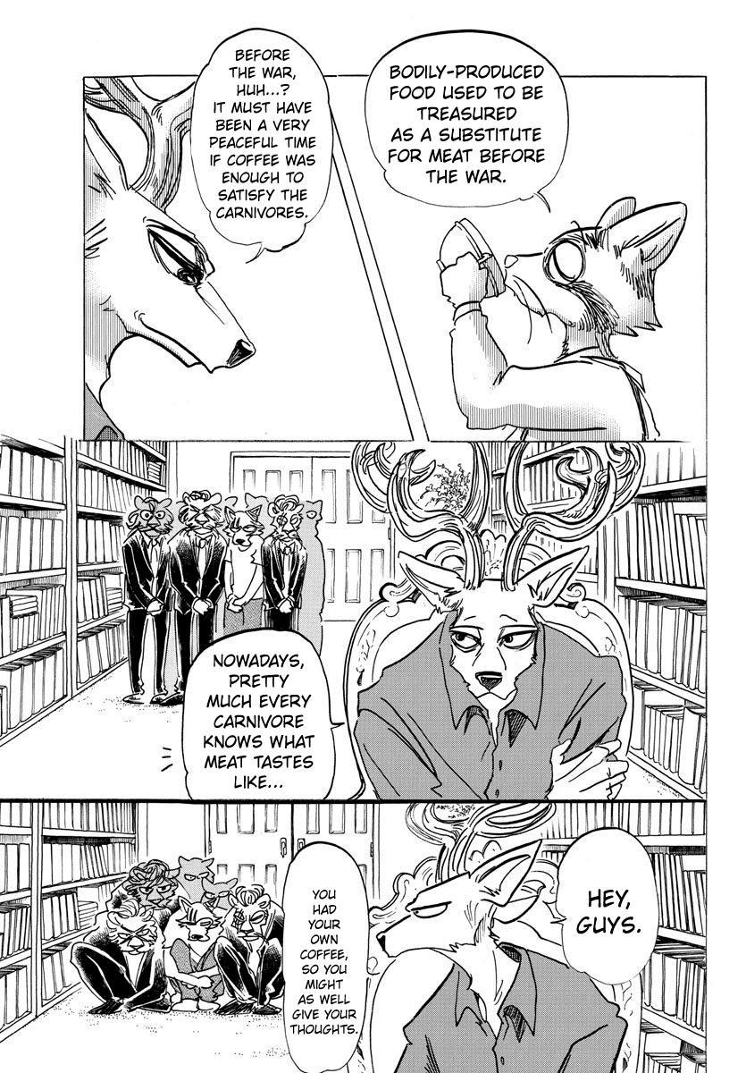 Beastars Manga, Chapter 147 image 010