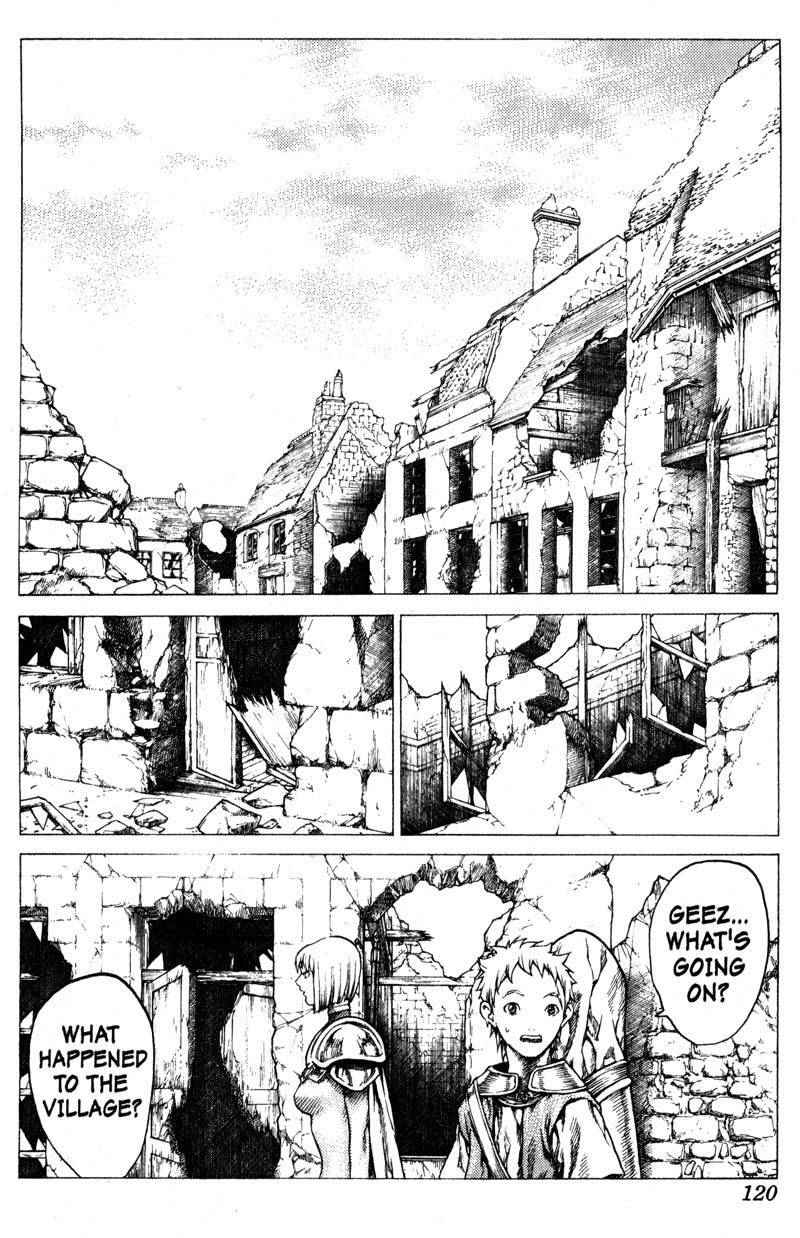 Claymore, Chapter 31 image 017