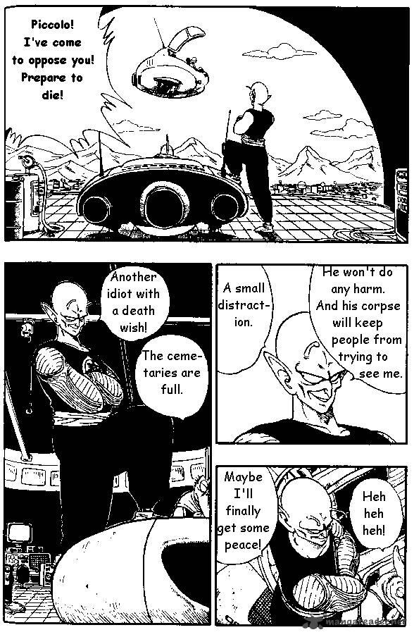 Dragon Ball, Chapter 153 image 007