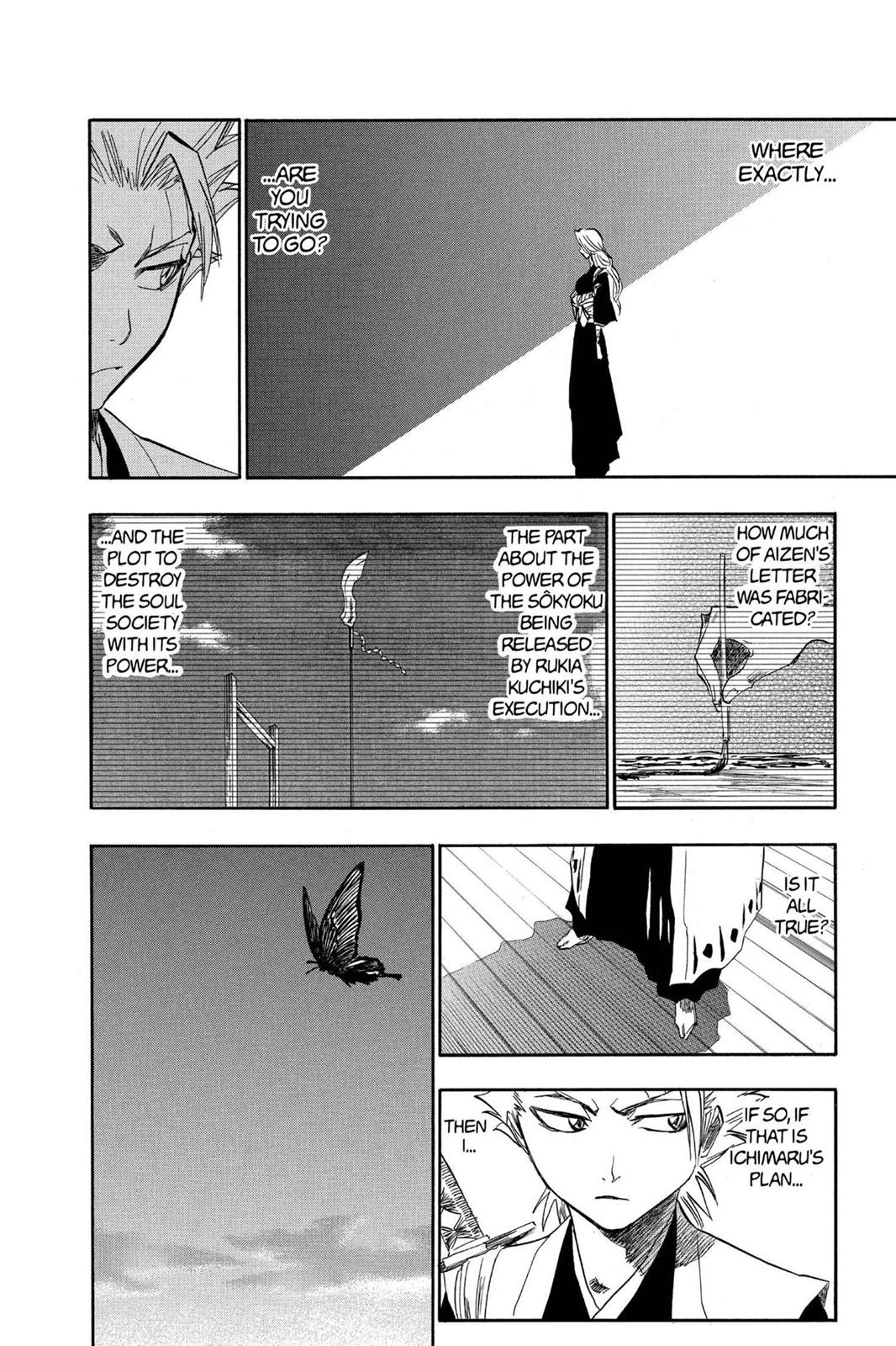 Bleach, Chapter 133 image 006