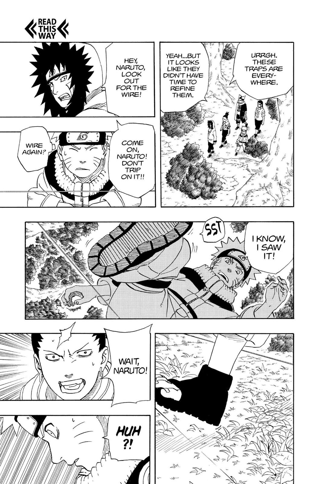 Naruto, Chapter 185 image 014