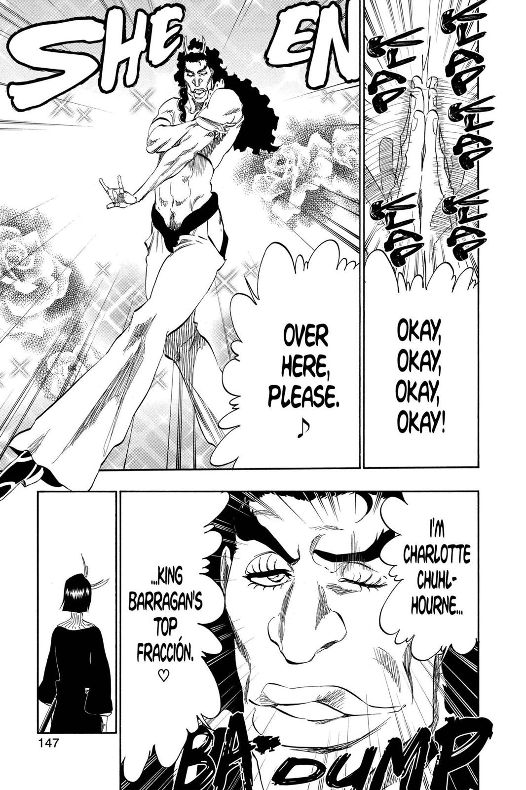 Bleach, Chapter 319 image 012