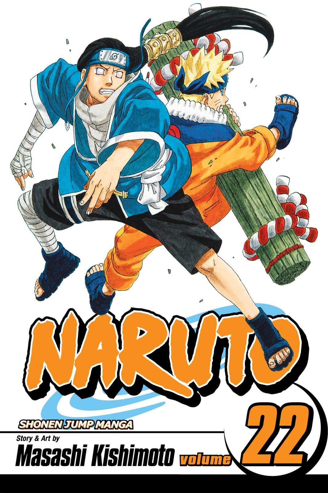 Naruto, Chapter 191 image 001