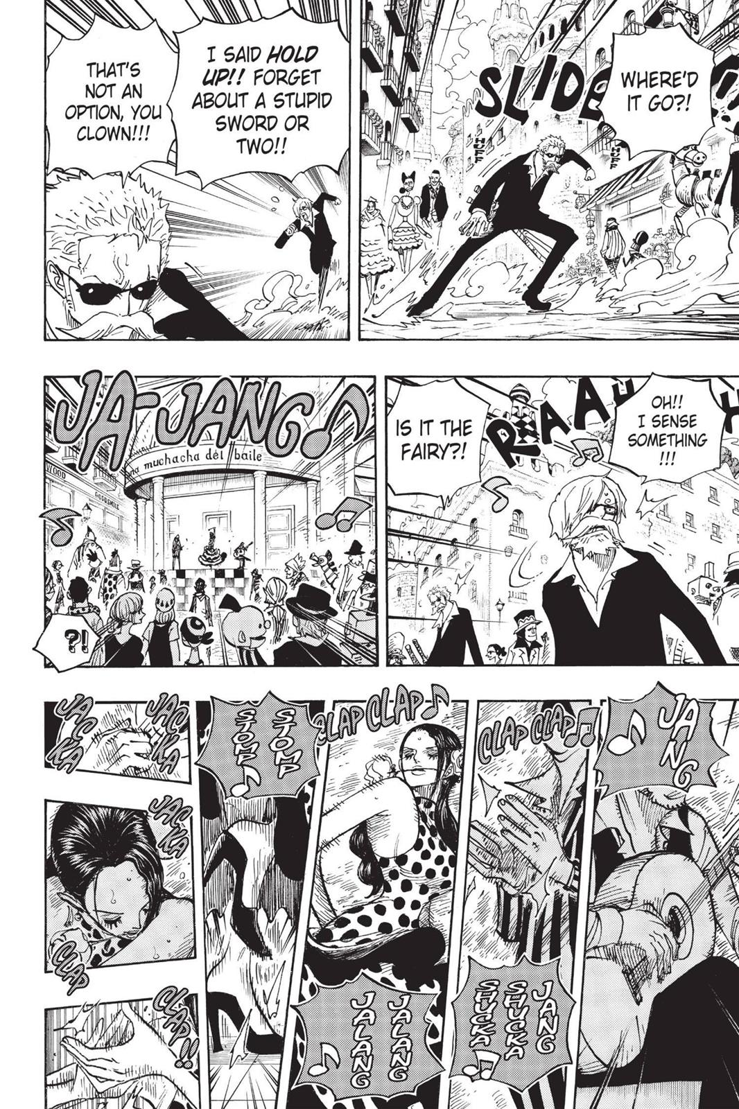 One Piece, Chapter 703 image 007