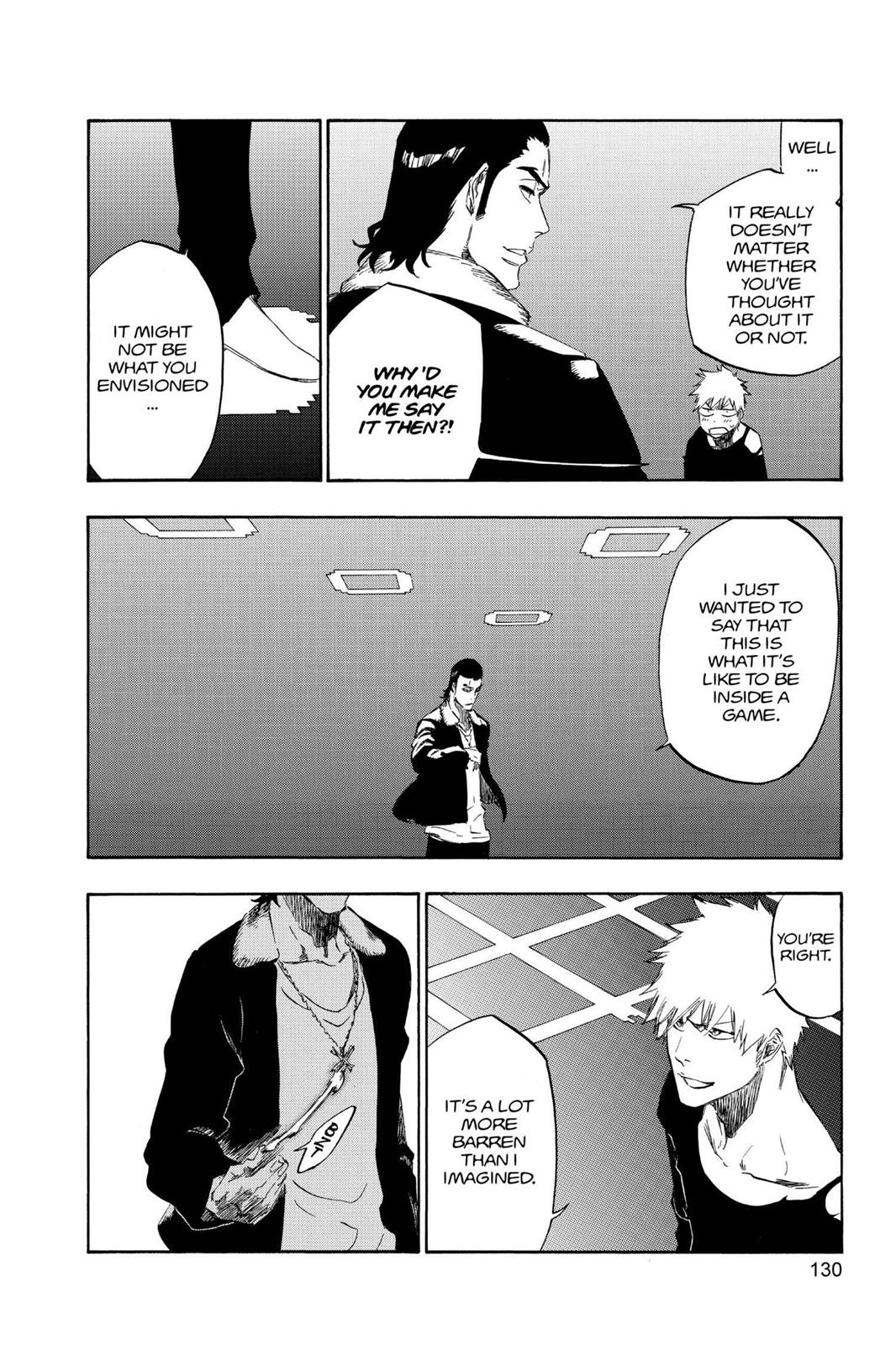 Bleach, Chapter 448 image 004