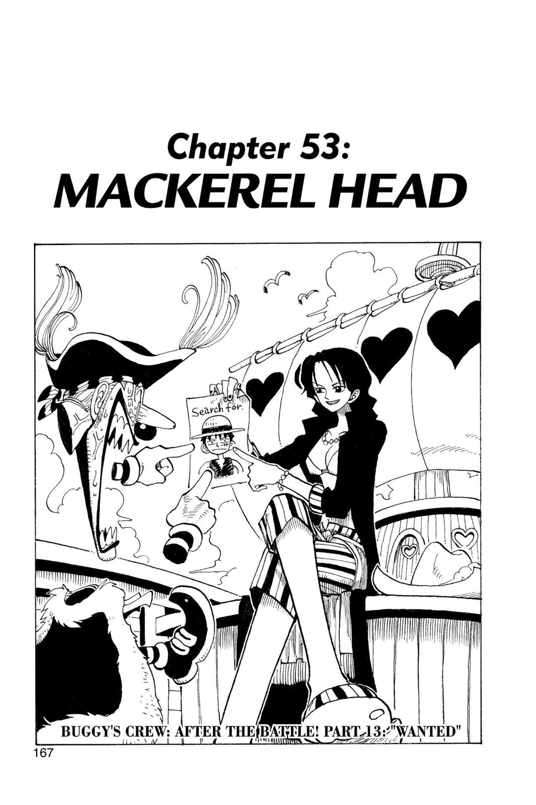 One Piece, Chapter 53 image 001