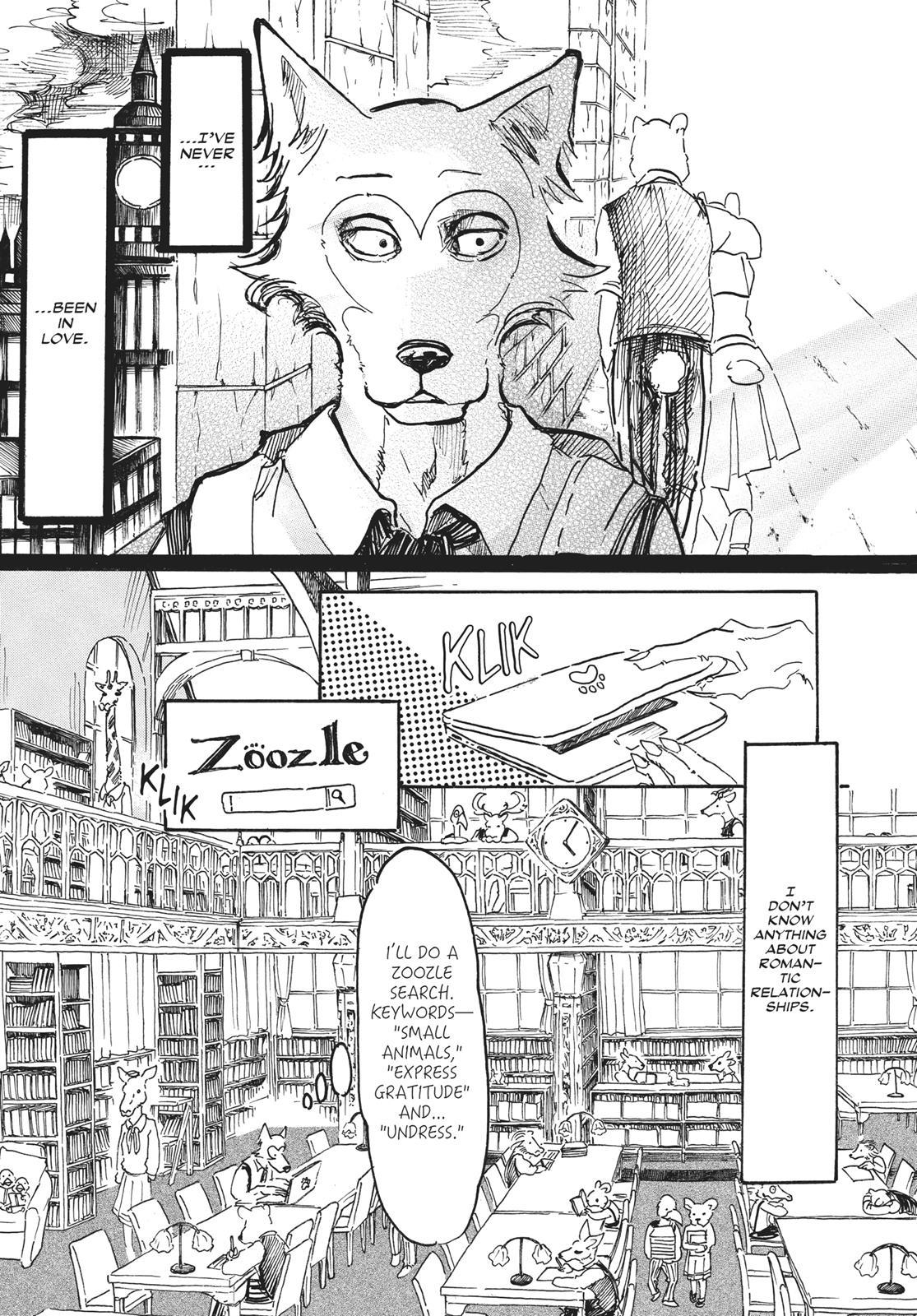 Beastars Manga, Chapter 9 image 013