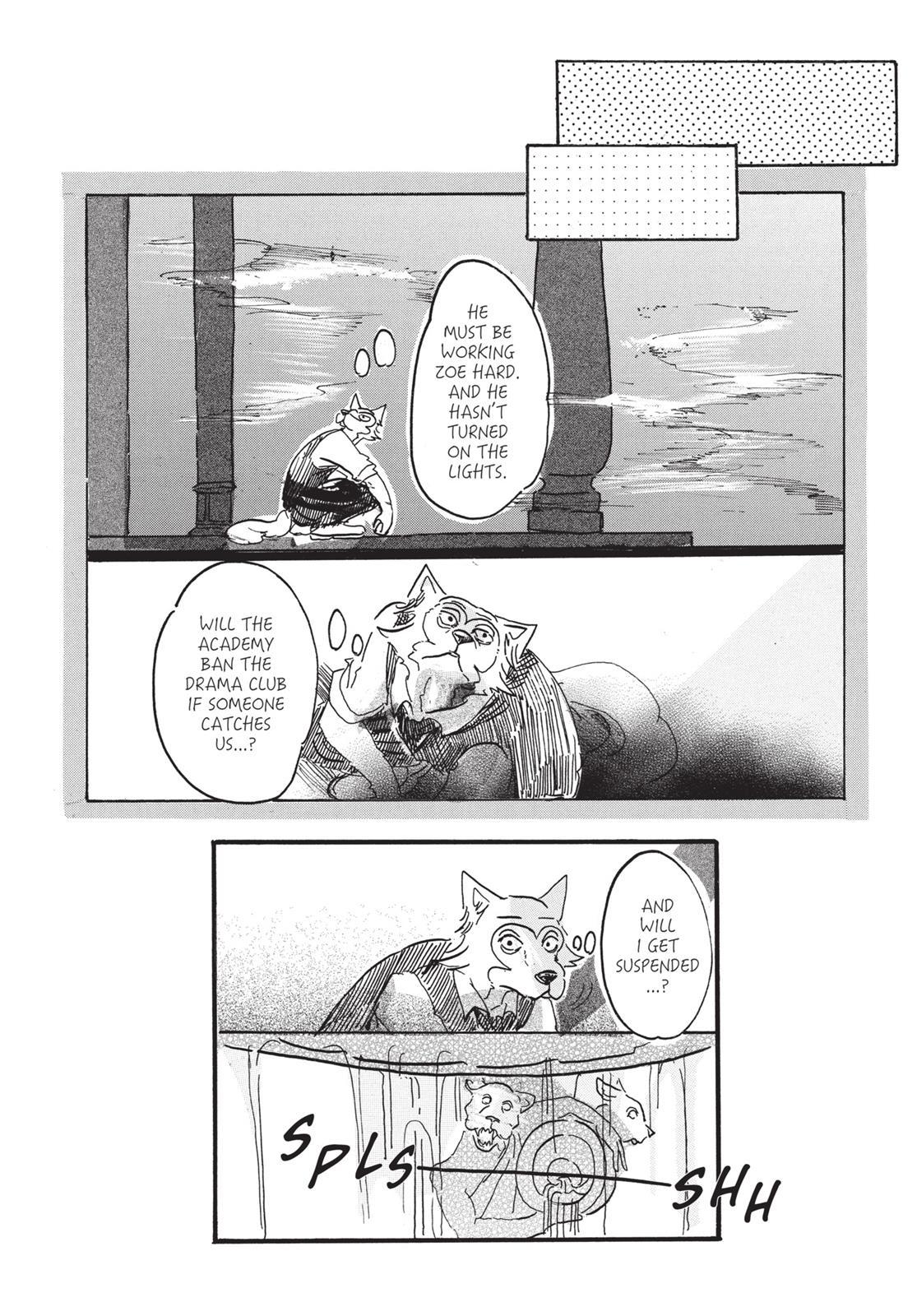 Beastars Manga, Chapter 3 image 016