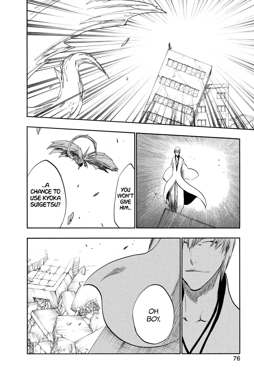Bleach, Chapter 390 image 004