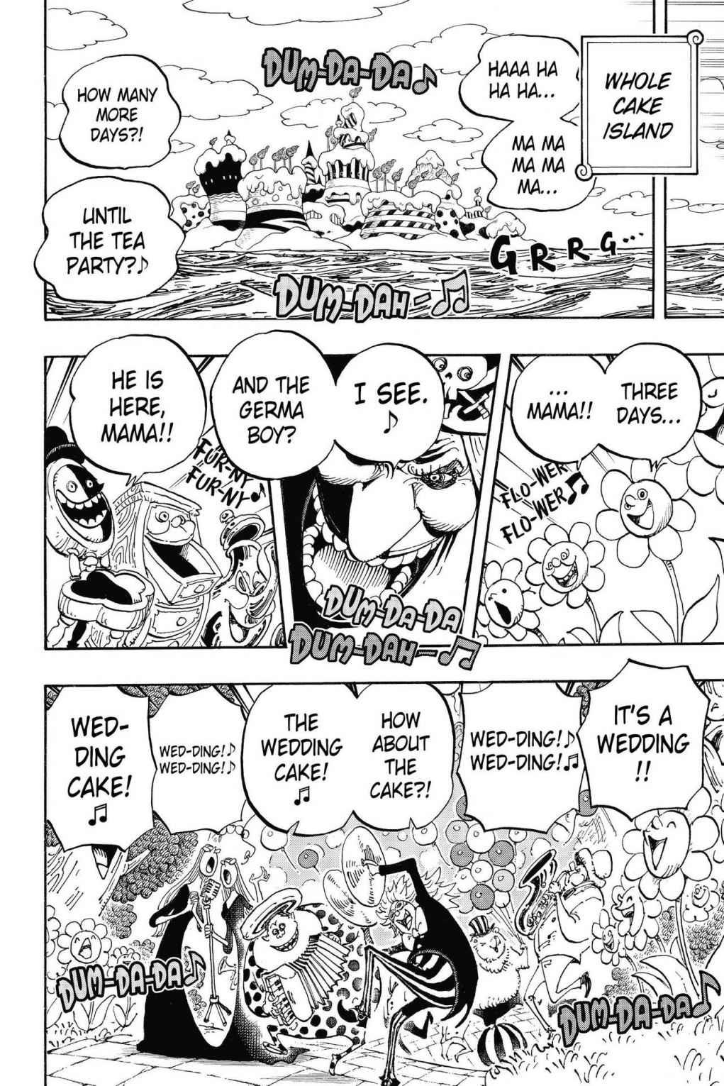 One Piece, Chapter 827 image 014