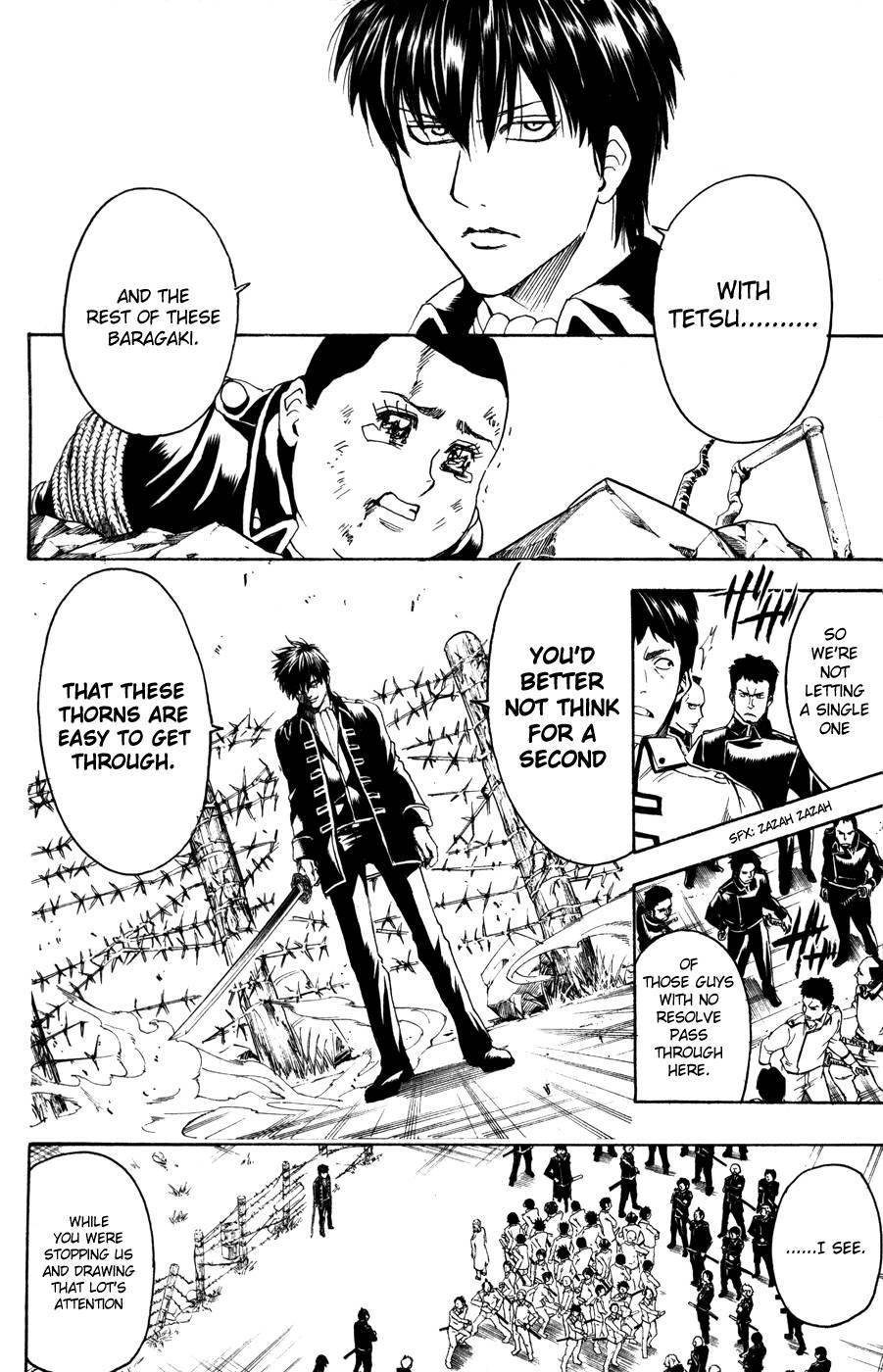 Gintama Chapter, 367 image 018