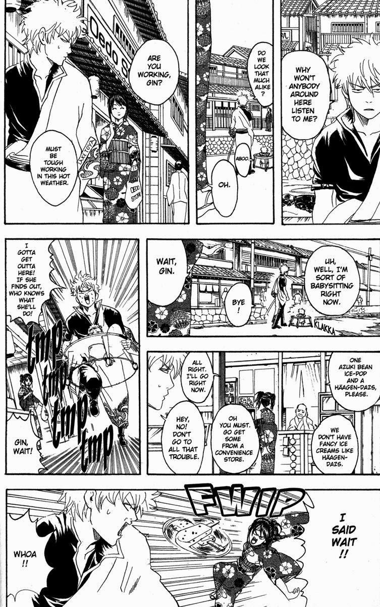 Gintama Chapter, 80 image 035