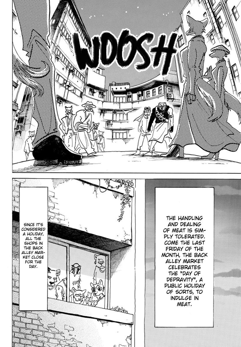 Beastars Manga, Chapter 156 image 009