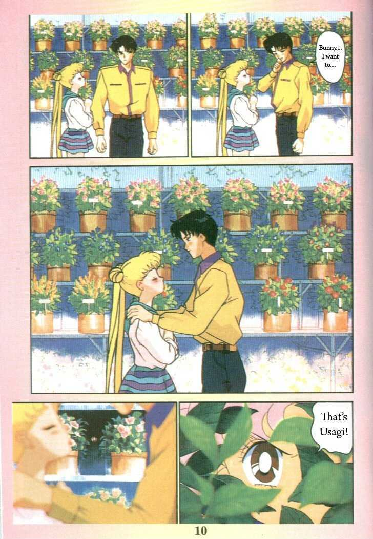 Sailor Moon, Cahpter 18 image 048