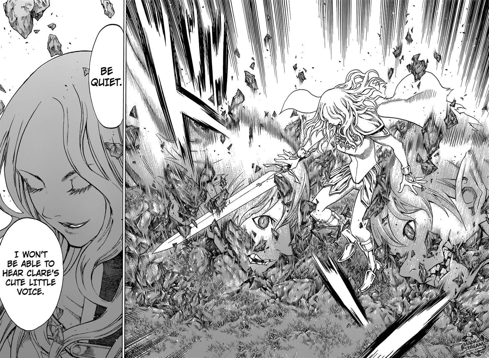 Claymore, Chapter 150 image 019