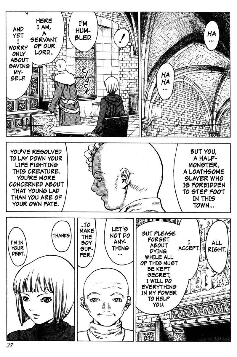 Claymore, Chapter 5 image 036