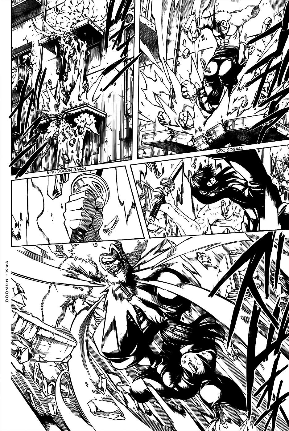 Gintama Chapter, 564 image 010