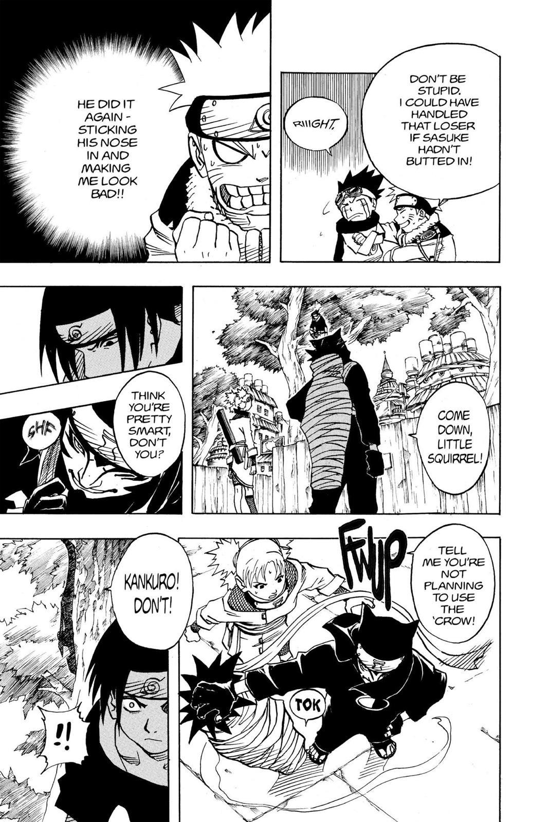 Naruto, Chapter 35 image 011
