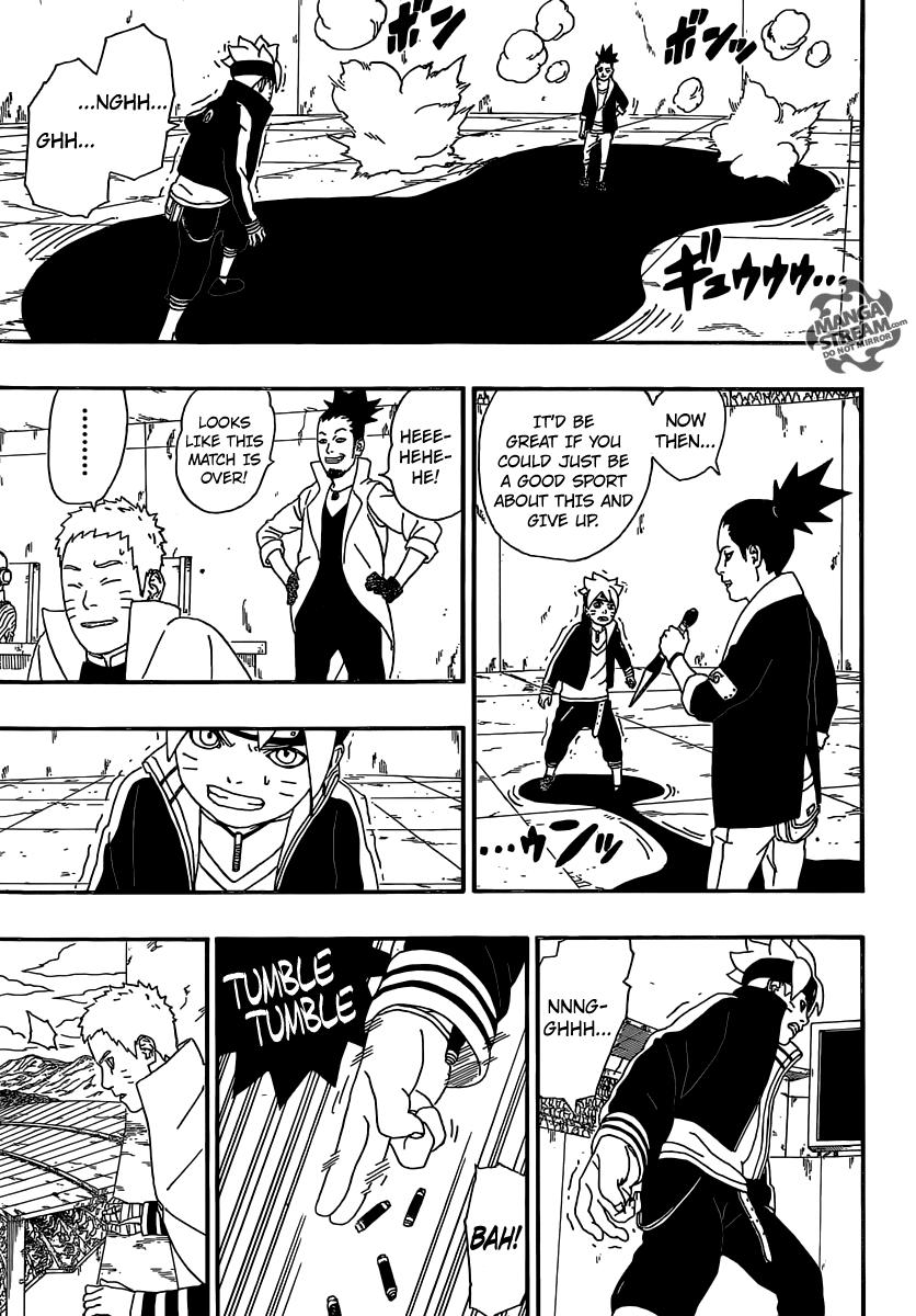 Boruto Manga, Chapter 4 image 042