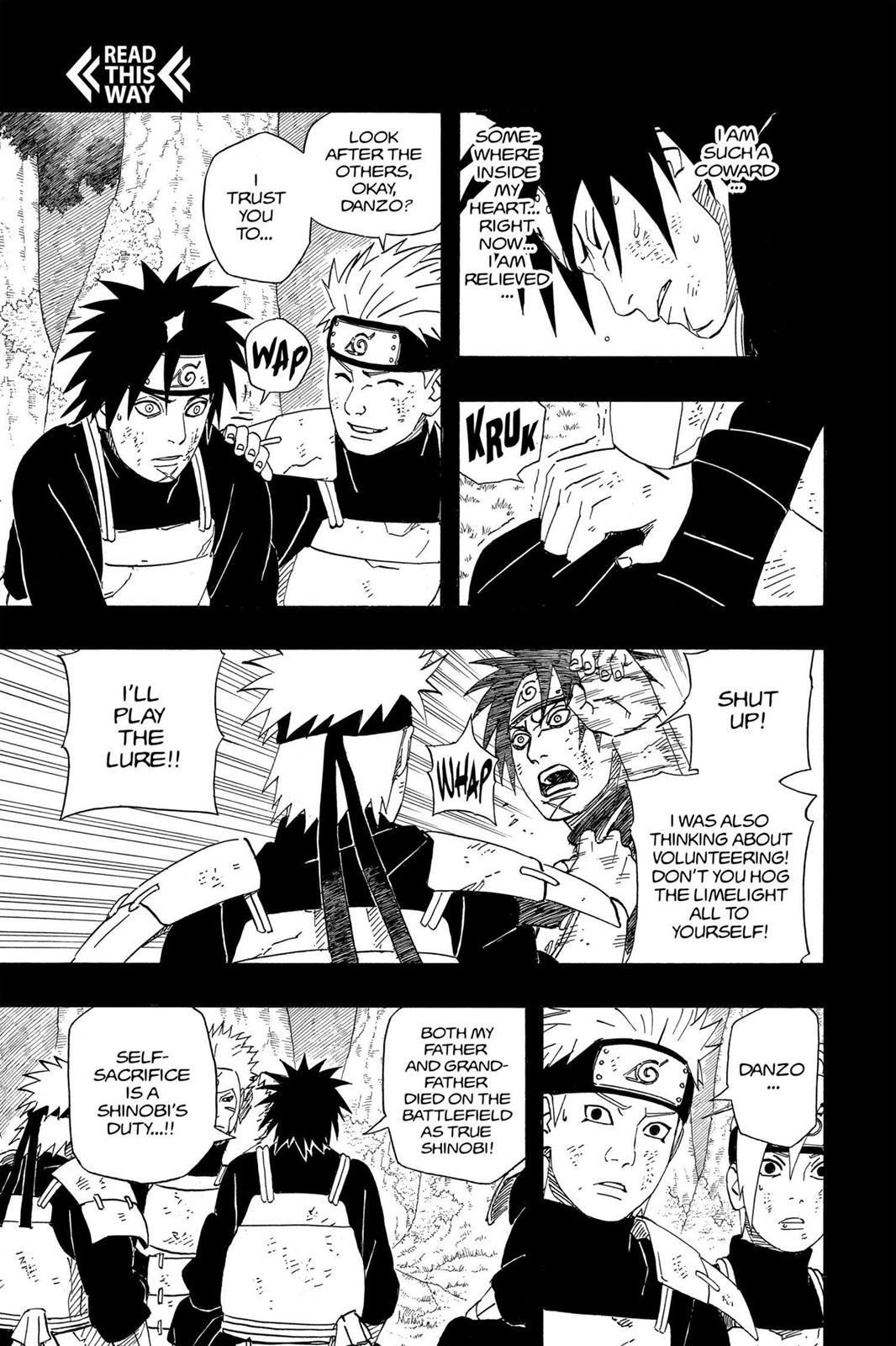 Naruto, Chapter 481 image 007