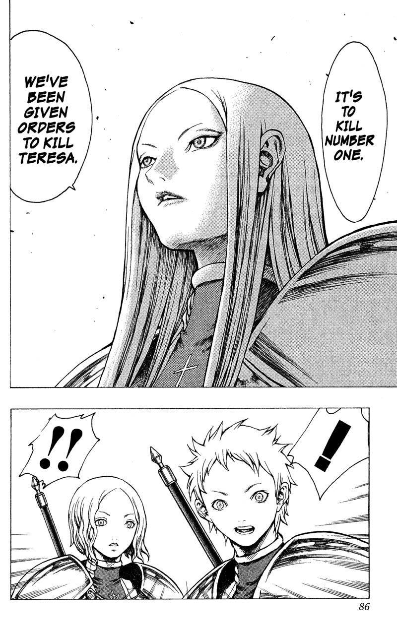 Claymore, Chapter 18 image 015