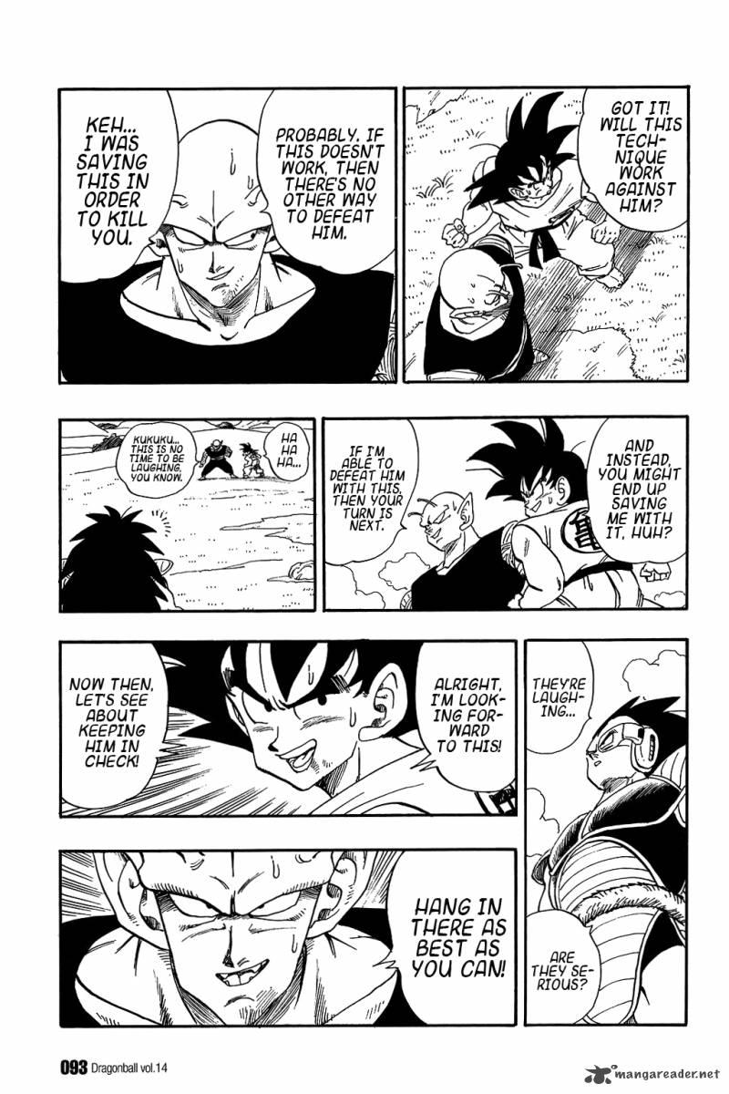 Dragon Ball, Chapter 201 image 002