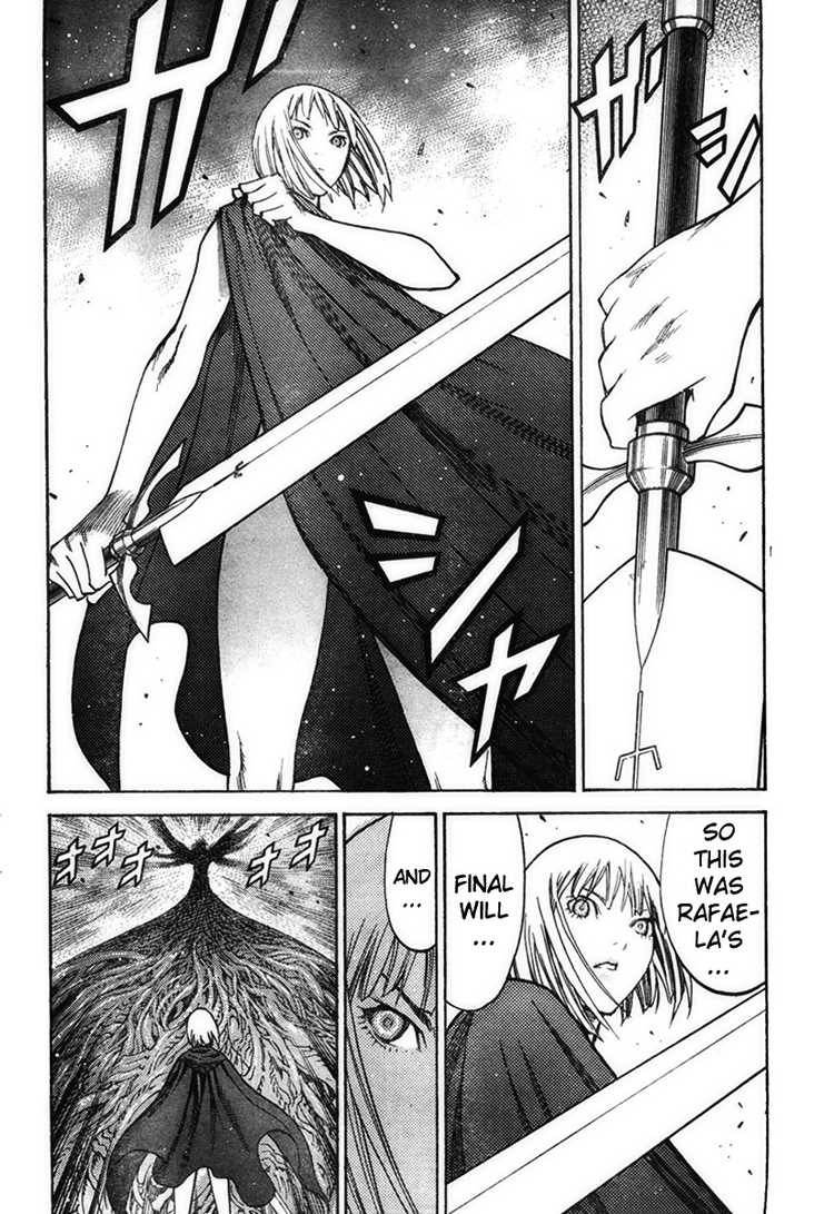 Claymore, Chapter 93 image 011