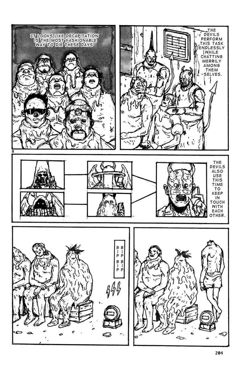Dorohedoro, Chapter 117 image 034