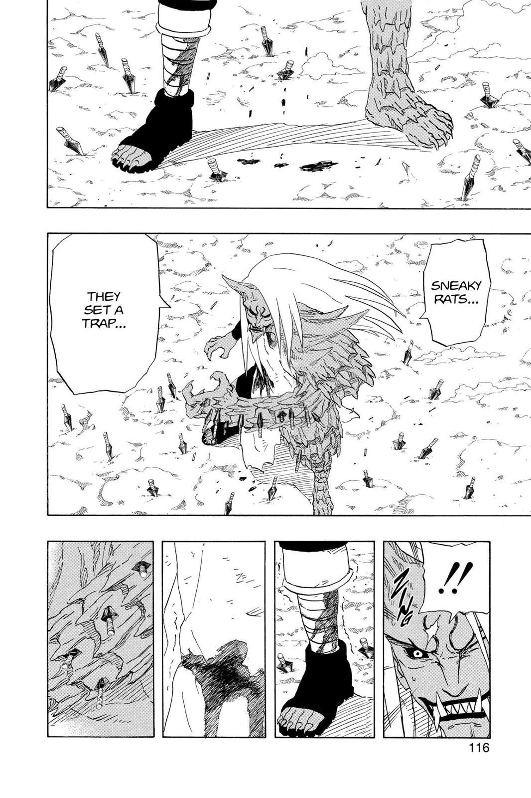 Naruto, Chapter 205 image 010