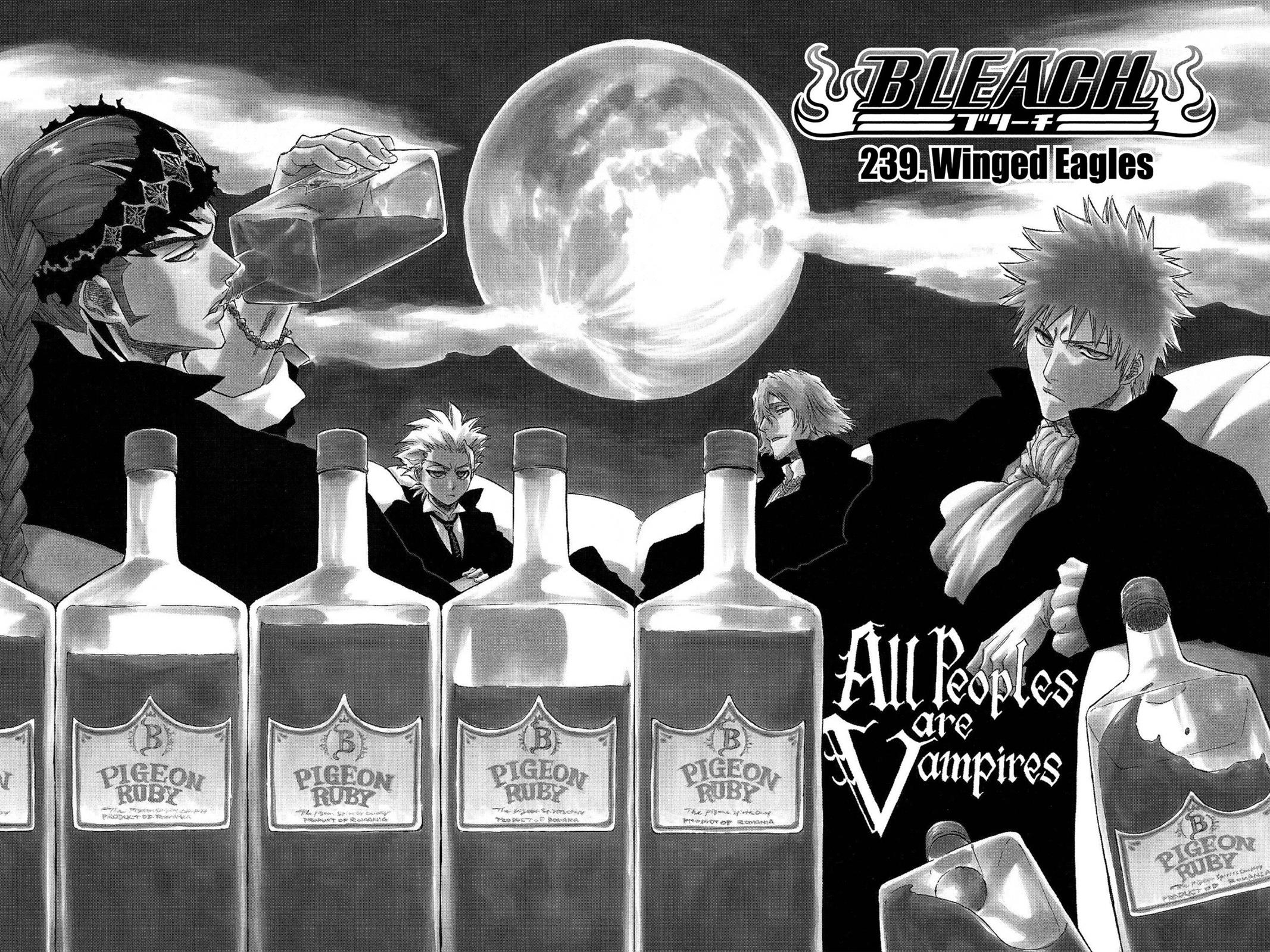 Bleach, Chapter 239 image 002
