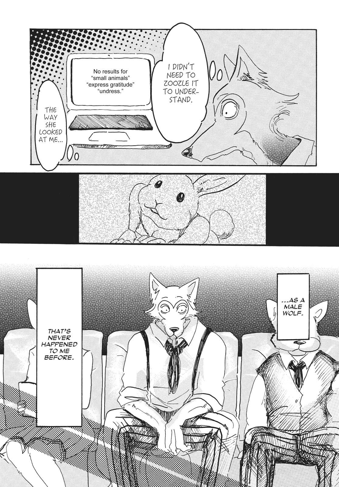 Beastars Manga, Chapter 9 image 016
