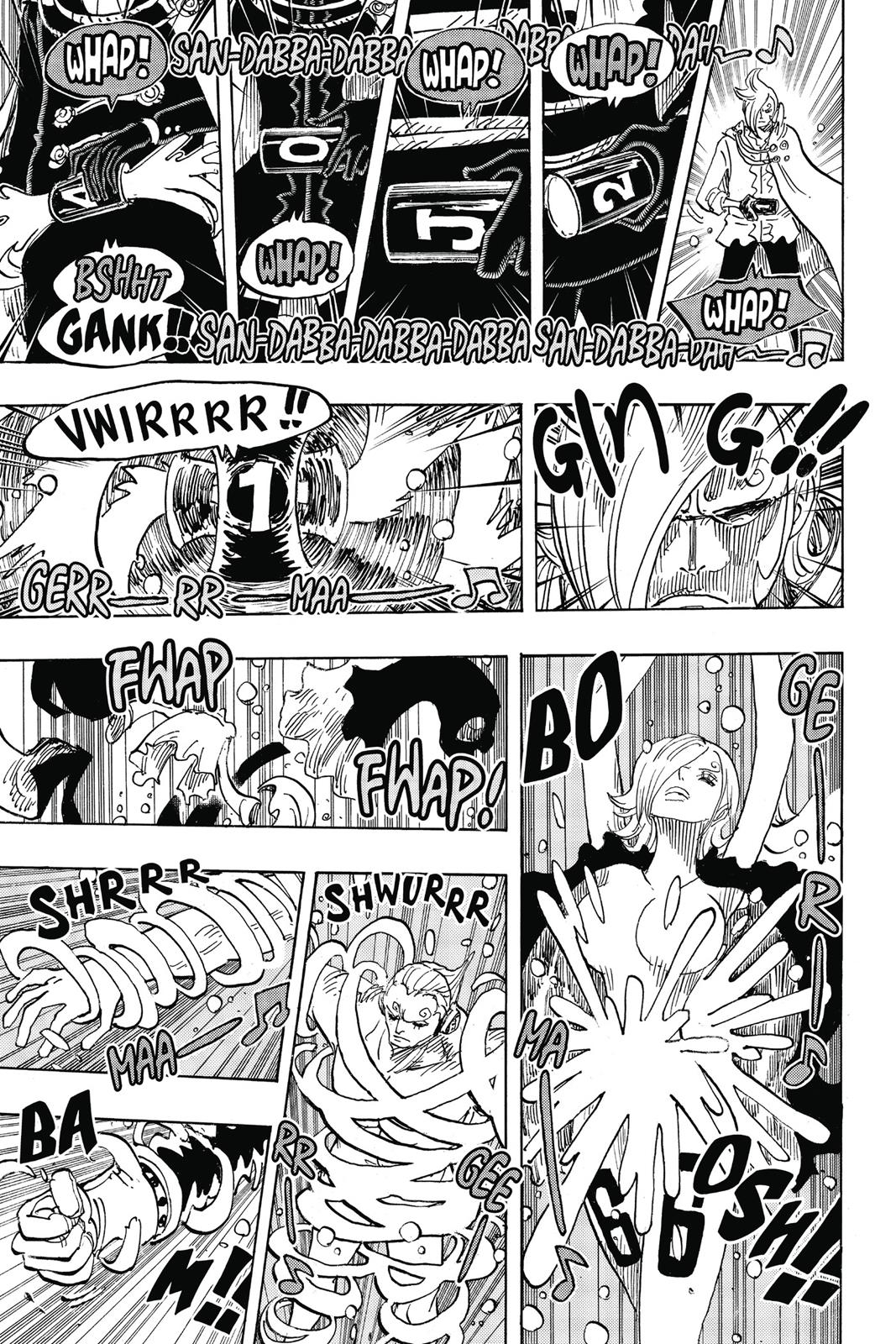 One Piece, Chapter 869 image 007