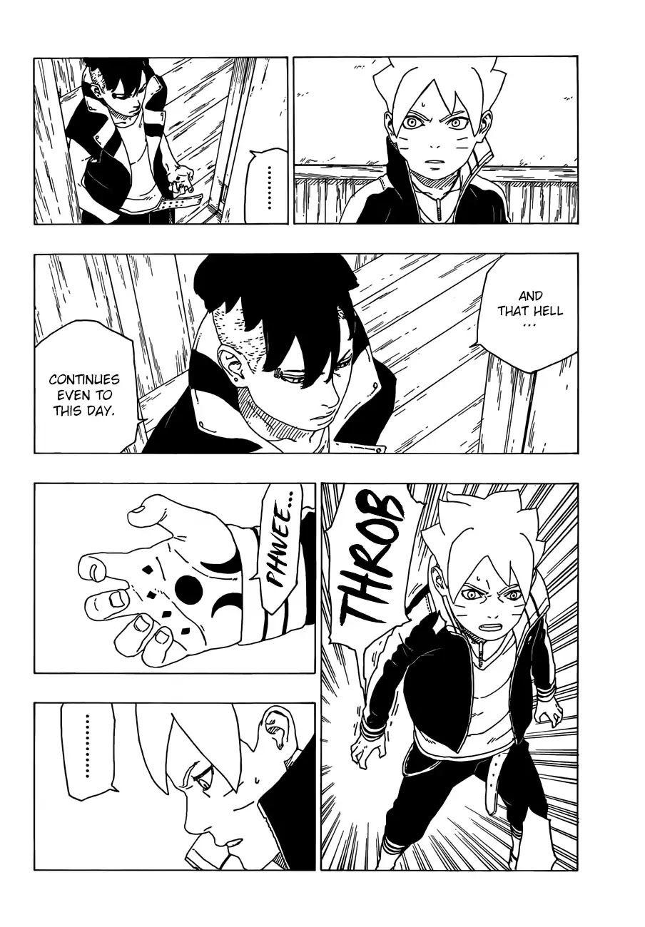 Boruto Manga, Chapter 27 image 033