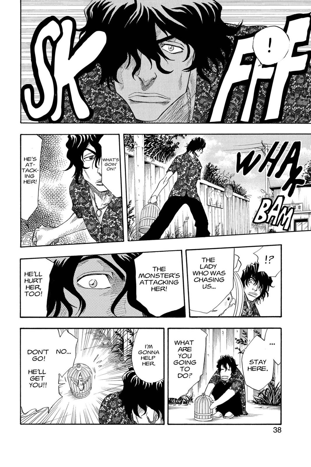 Bleach, Chapter 9 image 012