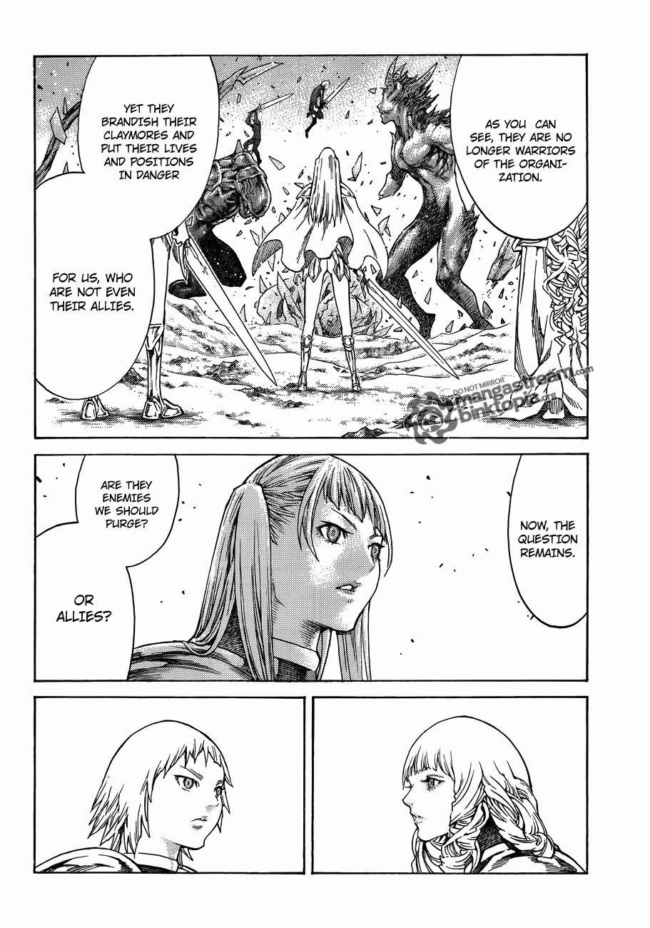 Claymore, Chapter 112 image 008