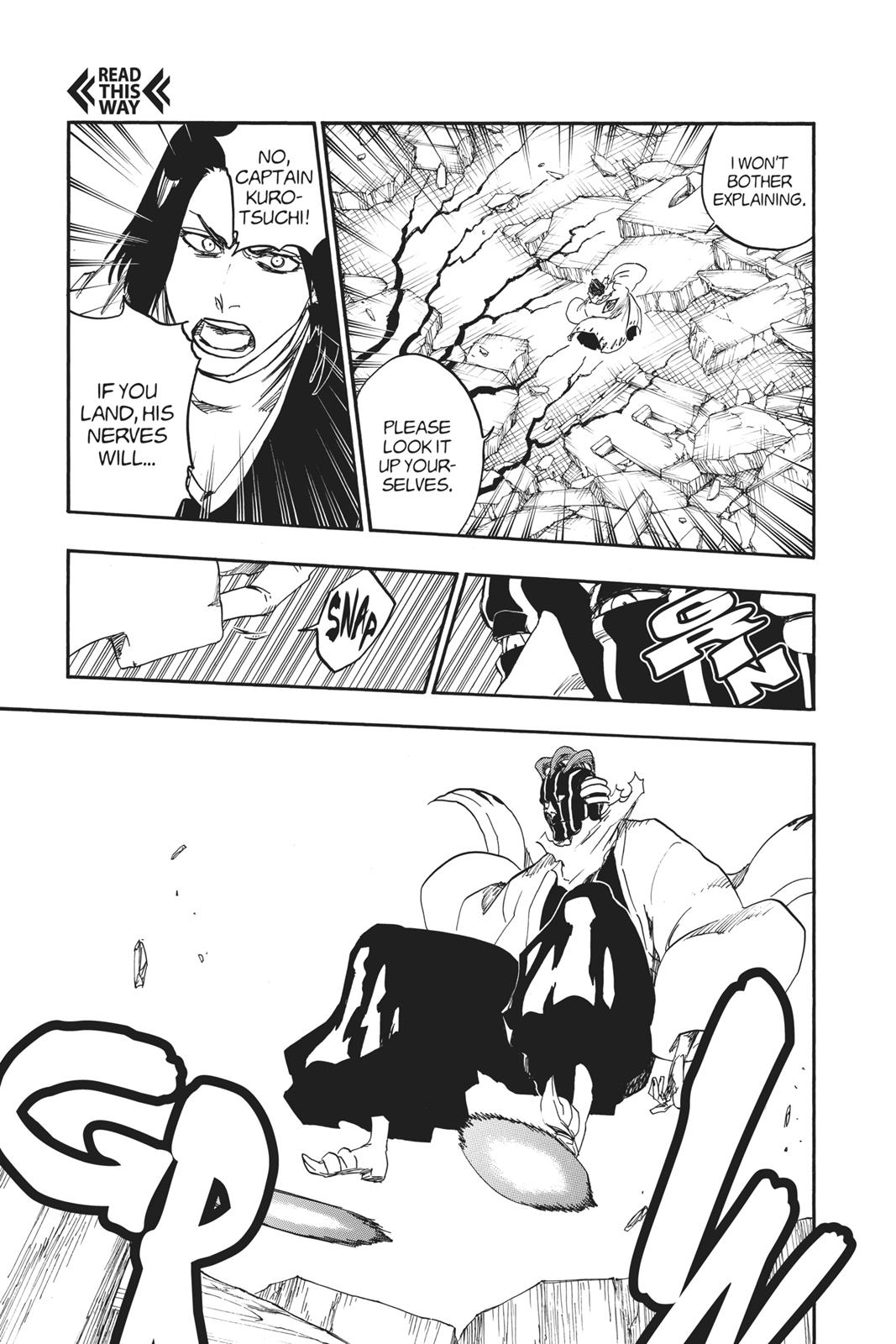 Bleach, Chapter 638 image 011
